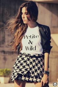 Petite and free